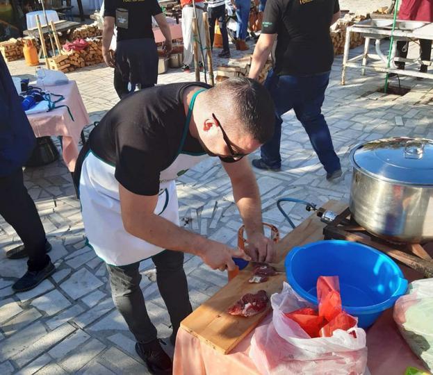 RAŠTIKIJADA: Čitlučani prave najbolju, Širokobriježani oduševili sushijem od raštike