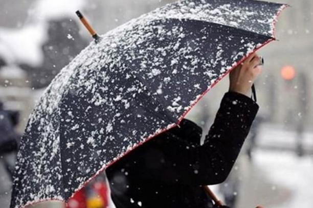Stiže val hladnoće: Austriju prekrio snijeg