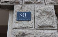 Svi objekti u Posušju označavaju se kućnim brojevima