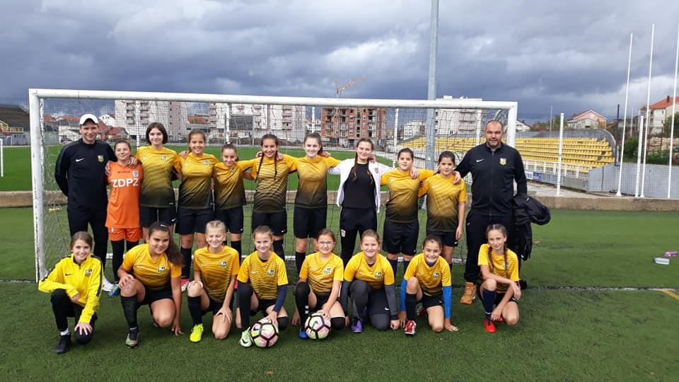 Upisi u školu nogometa ŽNK INter iz Posušja