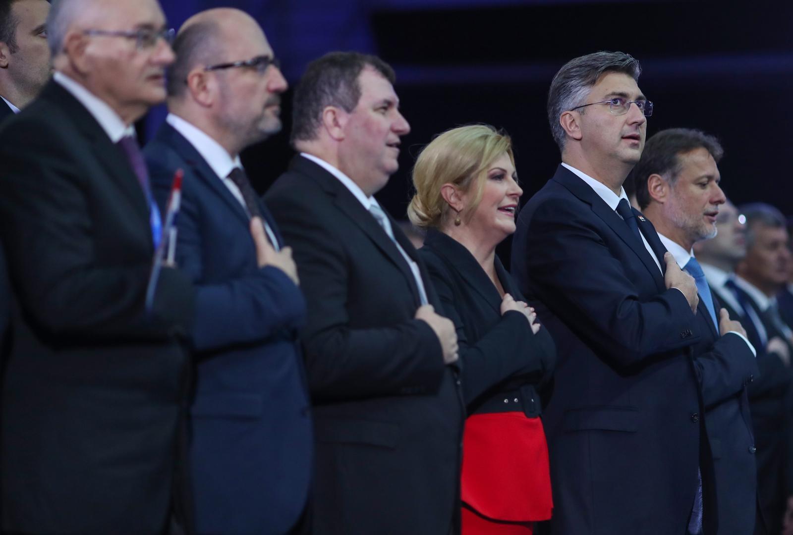 Kolinda Grabar-Kitarović predstavila program – Hrvatska zna!