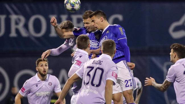 Hajduk iz penala uzeo važan bod u Zagrebu