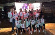 Posuške cheerleadersice sudjelovale na najvećem međunarodnom plesnom događaju u Splitu