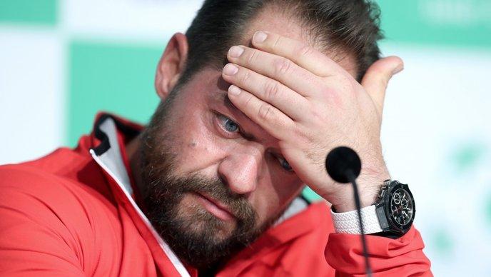 Novi šok uoči završnog turnira Davis Cupa u Madridu