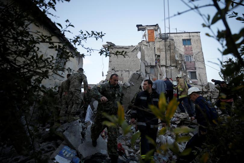 Albaniju pogodio još jedan potres: Poginule 22 osobe, više od 600 ozlijeđenih