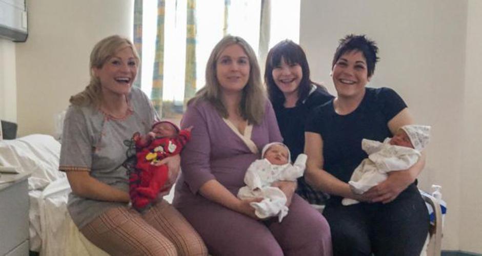 NEOBIČAN DOGAĐAJ: Tri sestre rodile gotovo u isto vrijeme