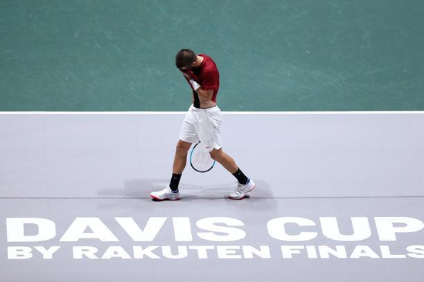 Rusija pobijedila Hrvatsku u Davis Cupu