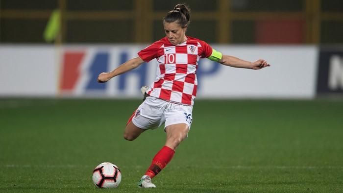 KVALIFIKACIJE ZA EURO: Iva Landeka zakuhala za jedini gol Hrvatske protiv Belgije