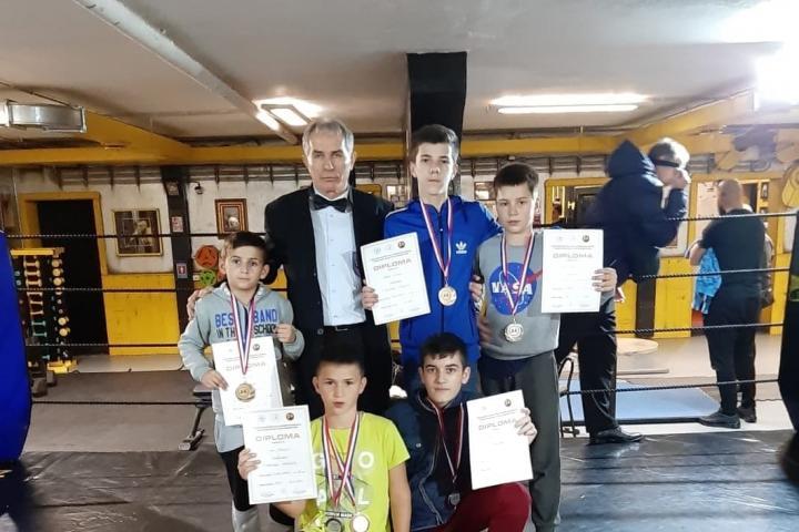 Uspješan vikend za članove posuškog kickboxing kluba