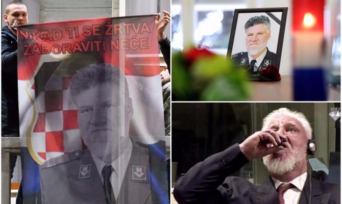 Prije 2 godine, na današnji dan, napustio nas je general Slobodan Praljak. Neka mu je laka Hrvatska zemlja!