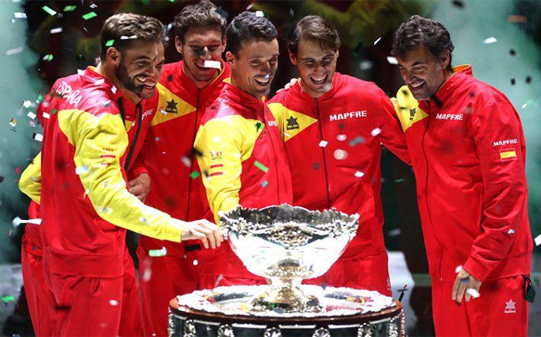 Nadal odveo Španjolce do naslova u Davis Cupu