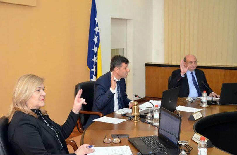 Vlada utvrdila prijedloge proračuna FBiH za 2020. i zakona o njegovom izvršenju