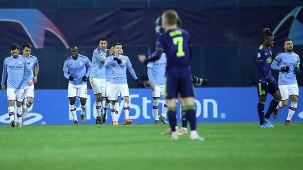 Srušeni Dinamovi snovi, Manchester City slavio u Maksimiru, Atalanta u Harkovu