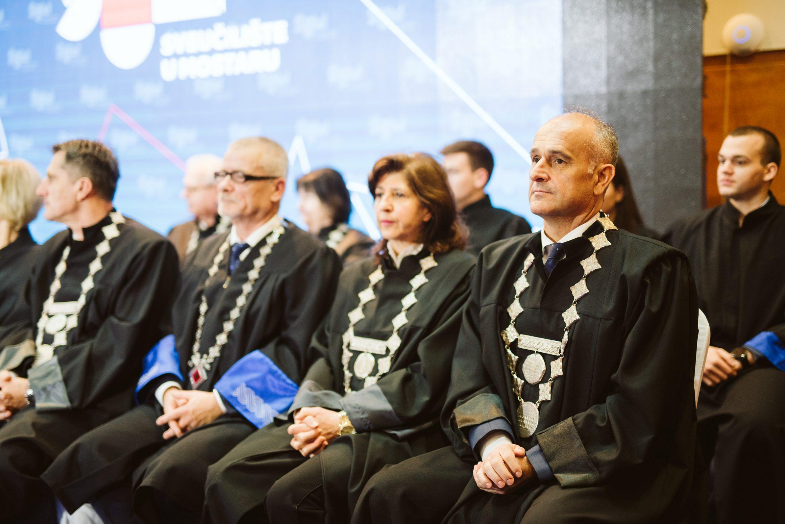 Održana svečana sjednica Senata SUM-a