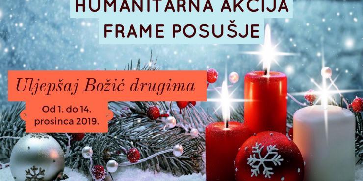 Božićna akcija Frame Posušje
