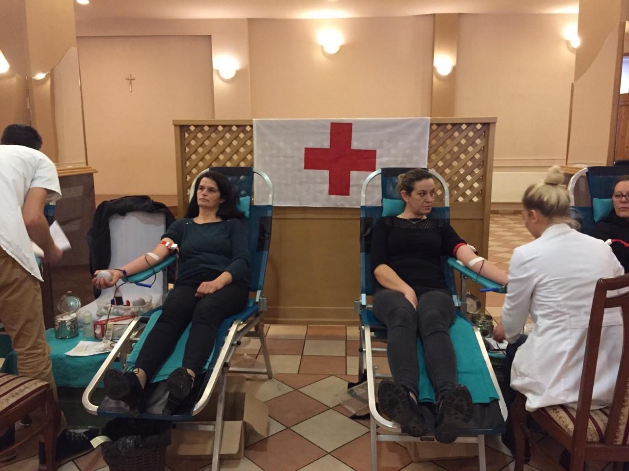 U Posušju spješno provedena Božićna akcija dragovoljnog darivanja krvi