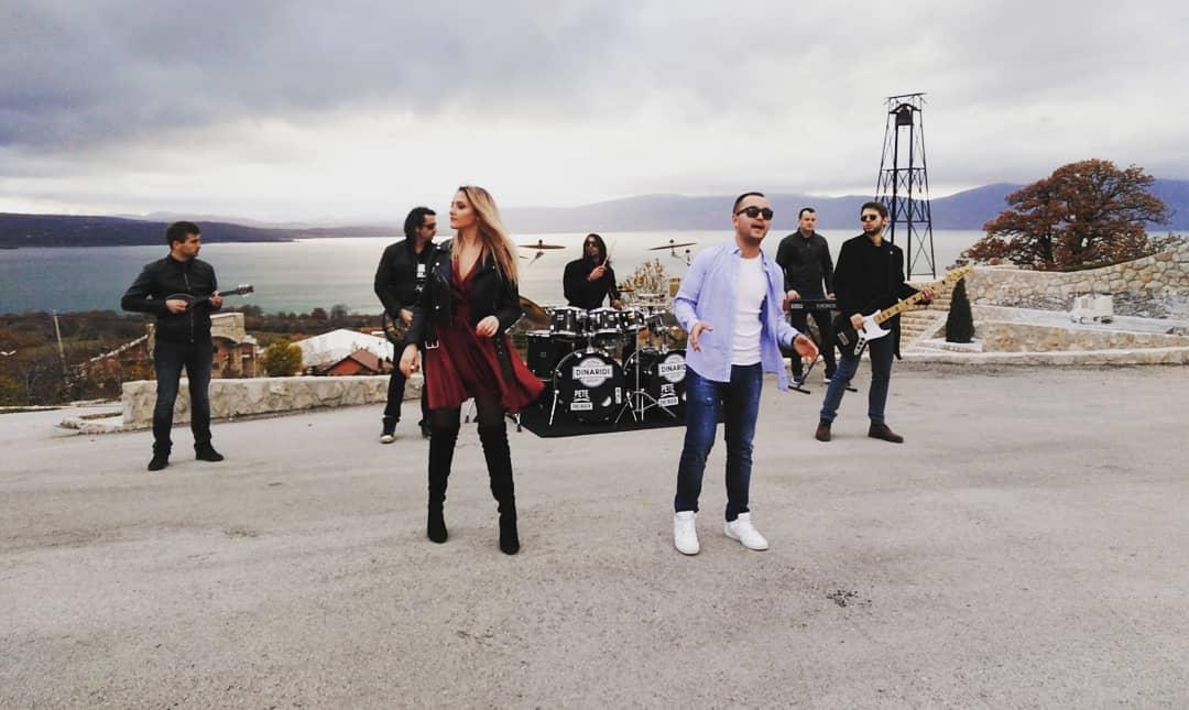 """Nova pjesma i spot na hercegovačkom glazbenom nebu: """"Svoj na svome""""   grupa DINARIDI"""