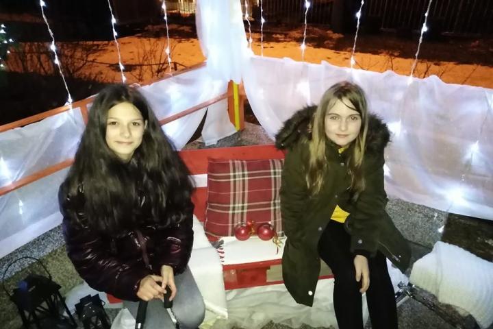 Posjetitelji Adventa u Viru mladima: Nastavite tako, da se imamo priliku okupiti u božićnom duhu
