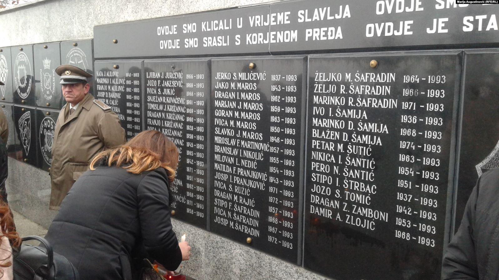 """POHOD """"KOLONA SJEĆANJA I NADE"""": Prije 26 godina u Križančevu Selu ubijena 64 Hrvata"""
