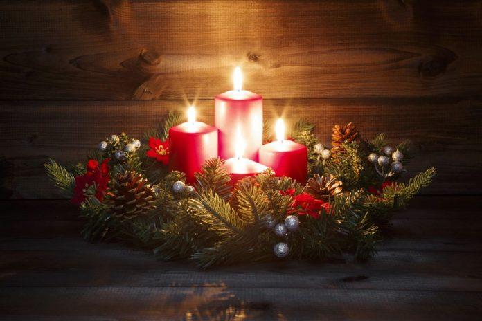 Četvrta nedjelja došašća: Koje je značenje 4 svijeće adventskog vijenca?