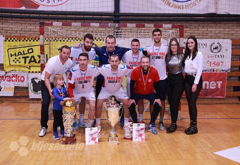 Ekipa Vaske Benz Ljuti Dolac pobjednik Božićnog turnira u Mostaru