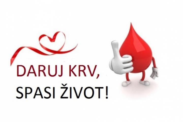 Posušje: Crveni križ najavljuje dvije akcije dobrovoljnog darivanja krvi