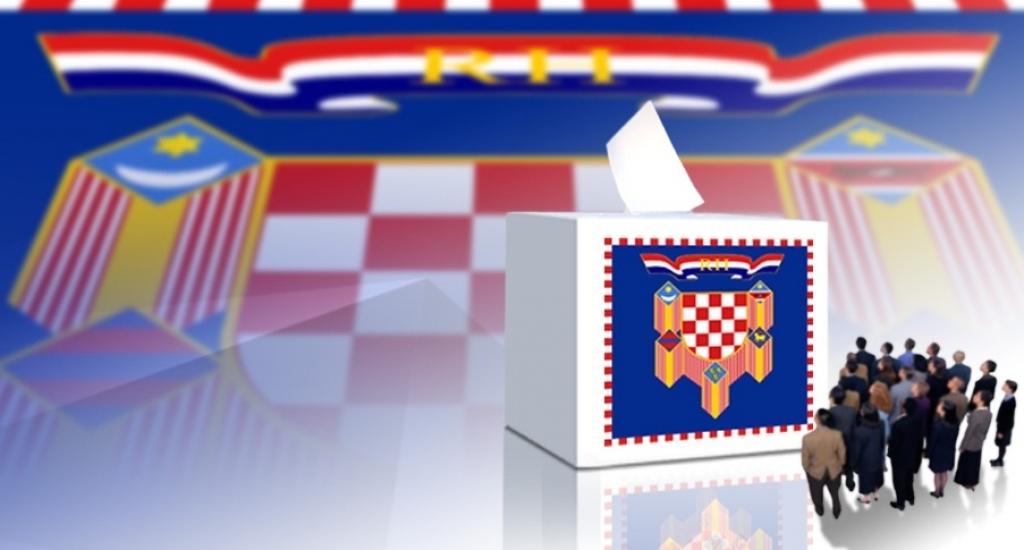 VELEPOSLANSTVO RH U BIH: Poziv za glasovanje na izborima za Predsjednika Republike Hrvatske
