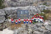 Postavljena spomen ploča za hrvatskog viteza Vinka Penavu