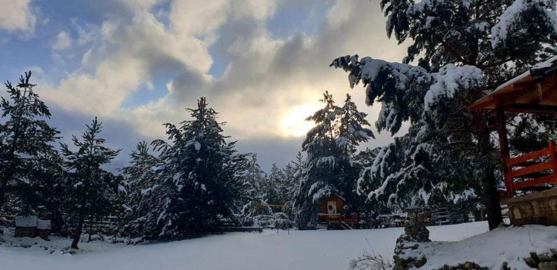 Snijeg stiže u Bosnu i Hercegovinu