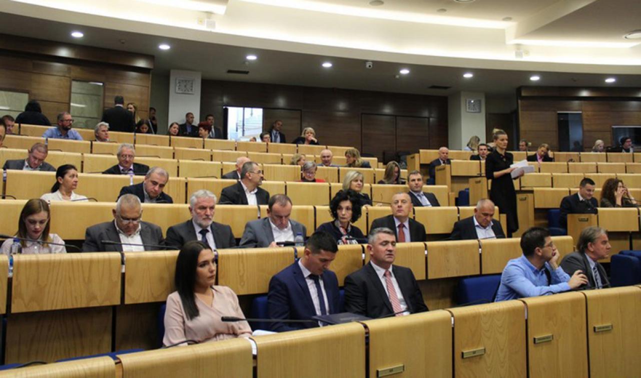 Zasjedao Dom naroda Parlamenta Federacije BiH: Federacija u 2020. godinu ulazi s usvojenim Proračunom