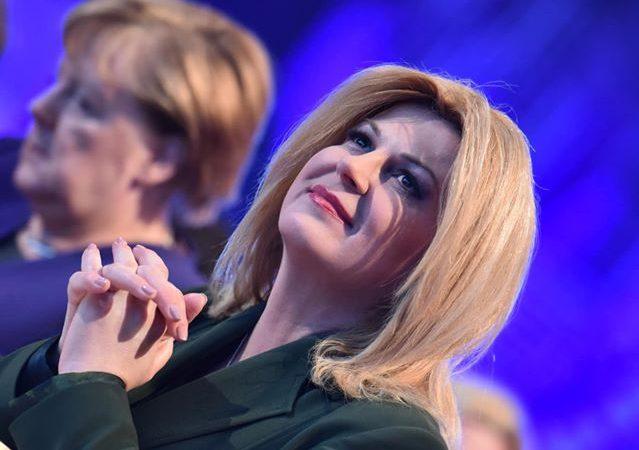 Što je pozadina napada na predsjednicu RH nakon svakog posjeta i izjave o BiH