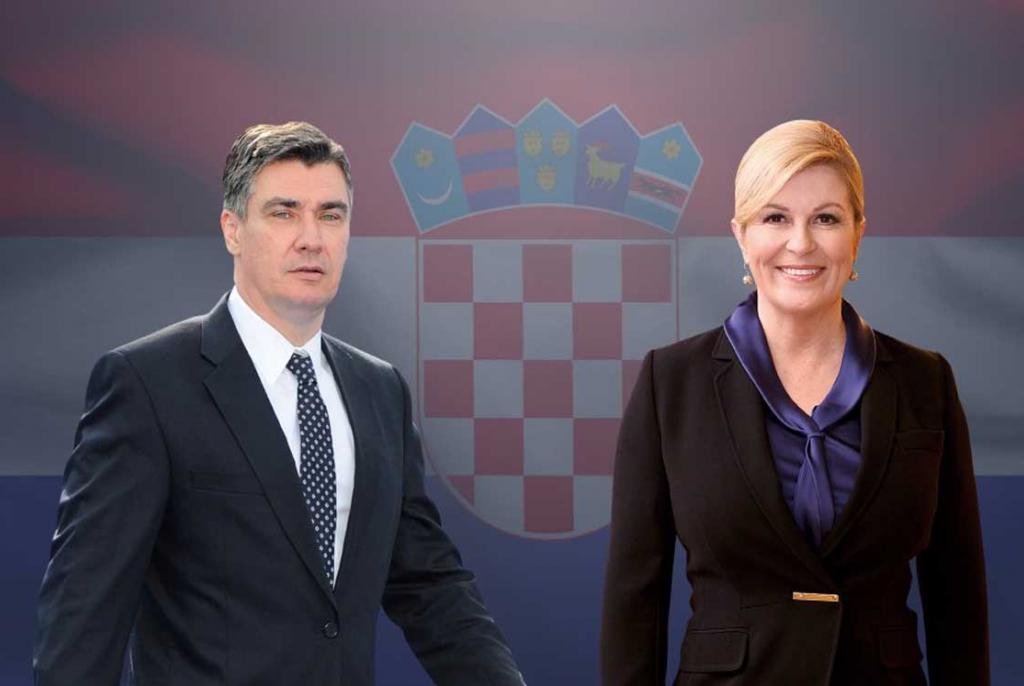 GOTOVO JE: Milanović i Grabar-Kitarović ulaze u drugi krug! Pogledajte brojke od 5 ujutro