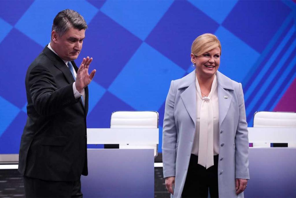 Politički analitičari nakon sučeljavanja: Milanović dosta nervozan, gubio kompas, Kolinda smirena i suverena