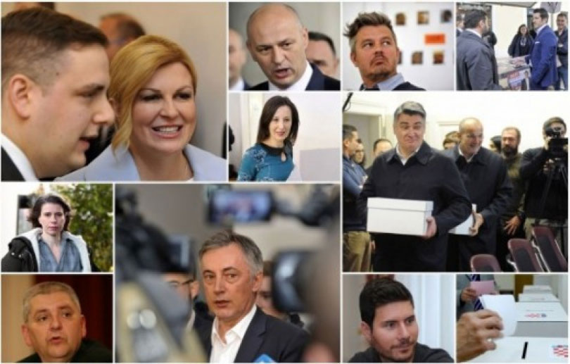 U Hrvatskoj posljednji dan predizborne kampanje