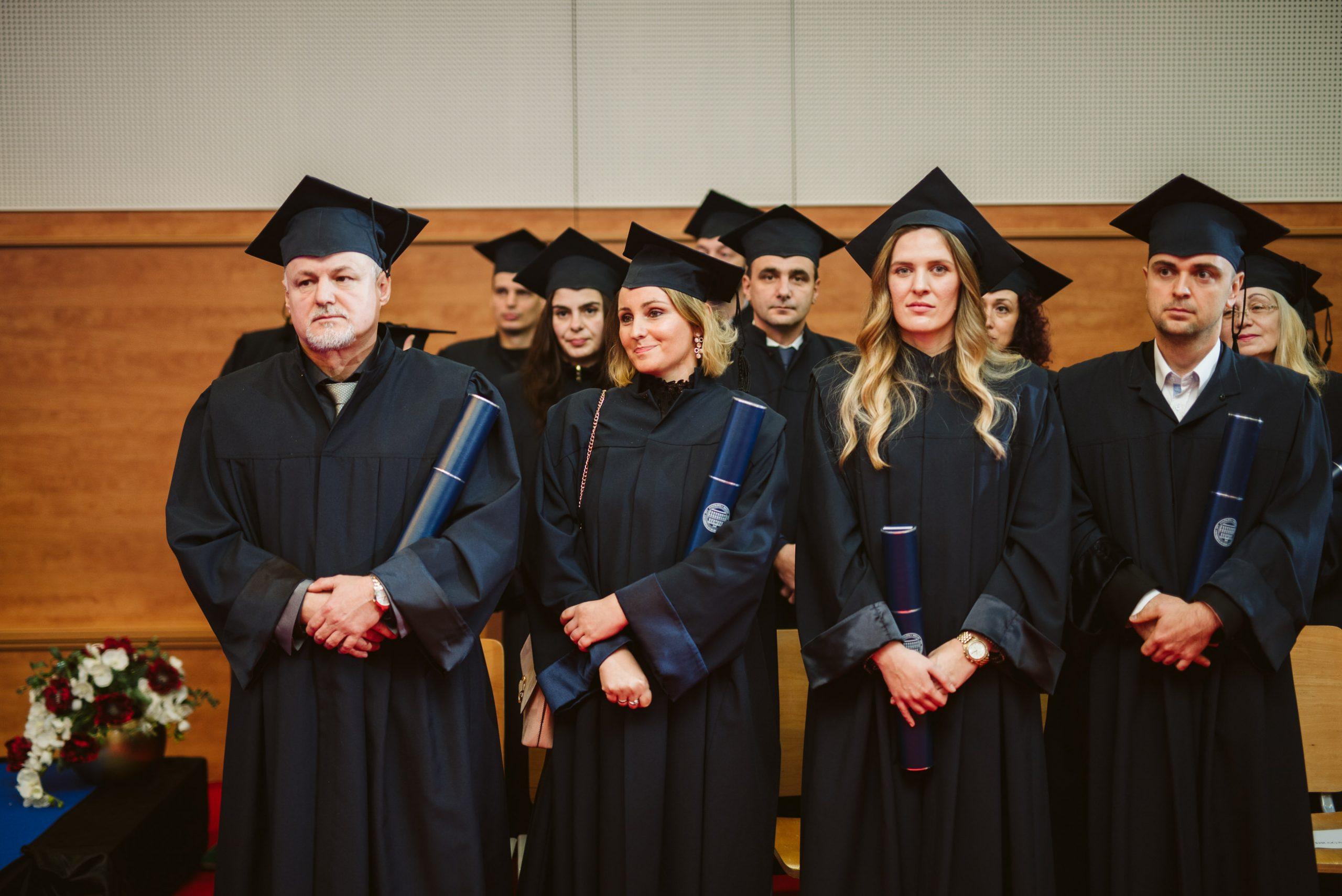 Promovirano 37 doktora znanosti i umjetnosti Sveučilišta u Mostaru