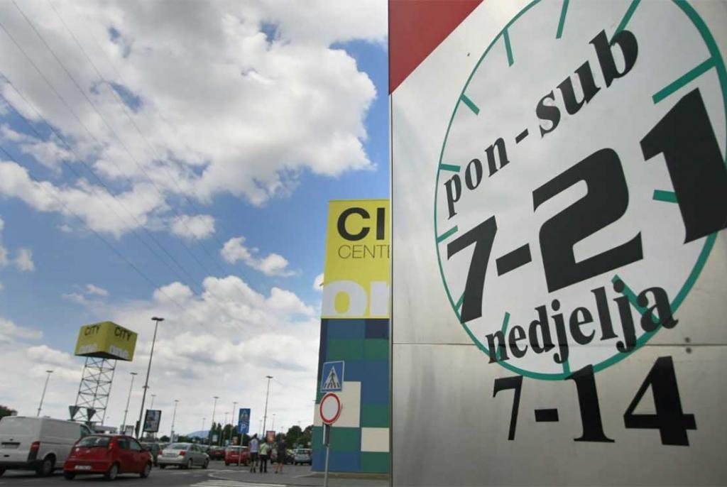 Hrvatska: Iduće godine uređuje se rad nedjeljom, bit će od 8 do 12 radnih nedjelja