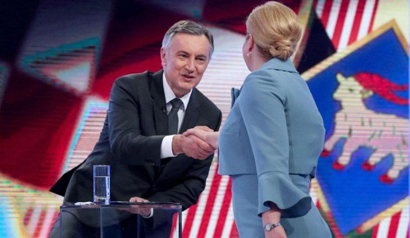 Ovako su glasovali birači u BiH: Grabar-Kitarović i Škoro zajedno preko 90 % glasova