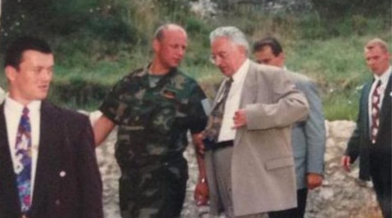 Rojs: Rano sam ostao bez oca, drugi očevi bili su mi Franjo Tuđman i Gojko Šušak