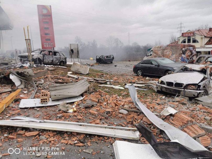 Detalji strašne nesreće u Zvorniku: Netko je vikao upomoć, nitko nije htio prići