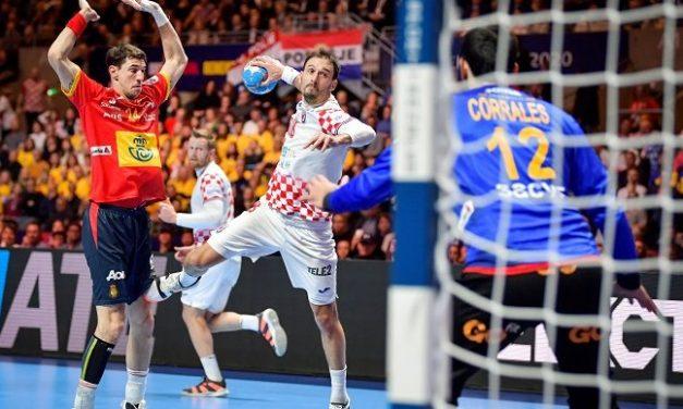 Hrvatska srebrna na Europskom prvenstvu