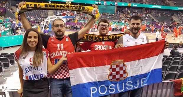 Posušani među najvatrenijim navijačima u Grazu