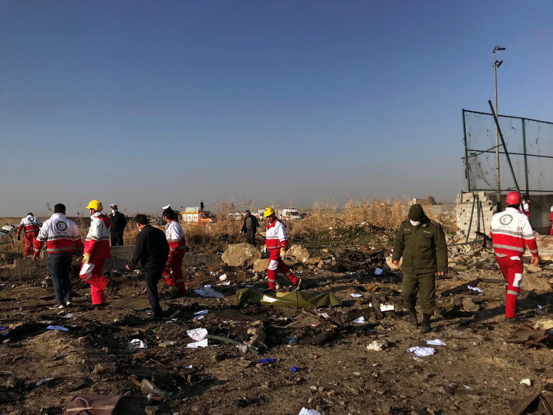U Iranu se srušio Boeing sa 180 ljudi, Ukrajinsko ministarstvo: Svi su poginuli