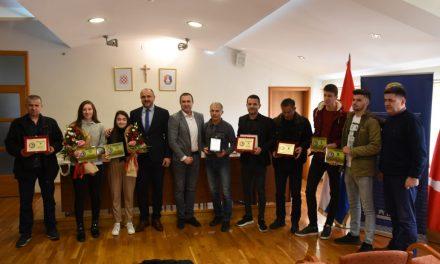 Uručena priznanja najuspješnijim sportašima općine Posušje u 2019. godini