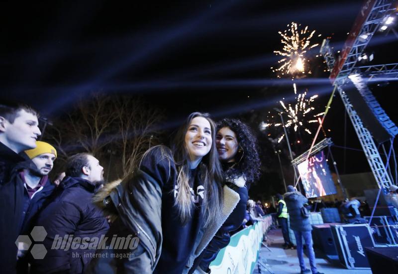 Silvestarska noć u BiH protekla bez većih problema