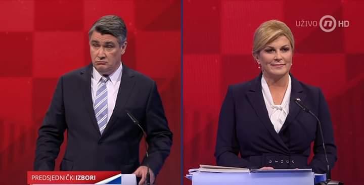 Politički analitičari ocjenili: Kolinda promijenila taktiku i iskoristila priliku diskreditirajući Milanovića