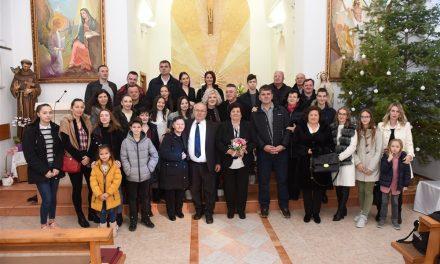 POSUŠKI GRADAC: Zlatni pir Petra i Dragice Grubišić