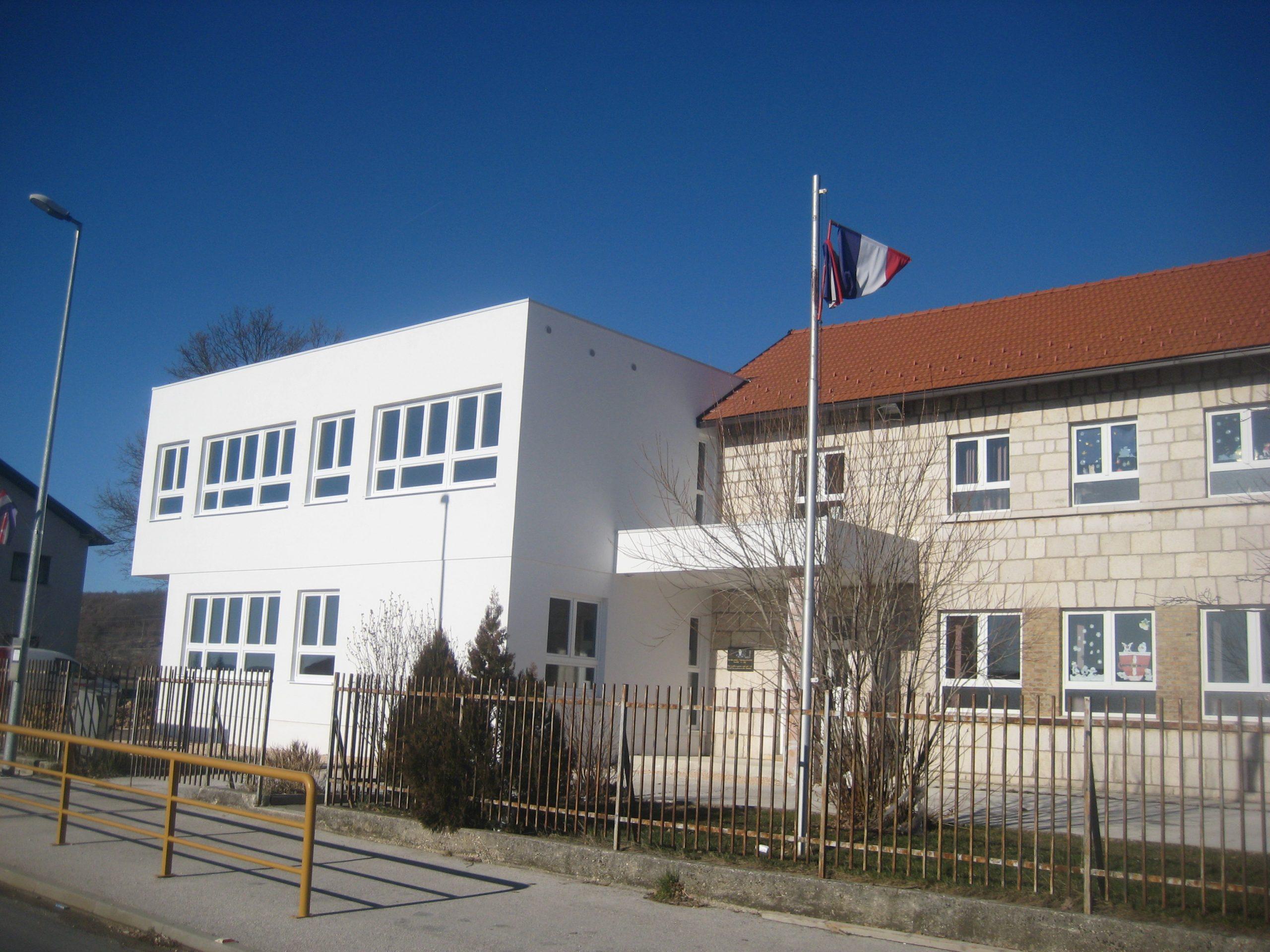 MZ ČITLUK: Nova zgrada za školarce
