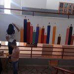 KREATIVNOST NA DIJELU: Oslikavanje OŠ Ivana Mažuranića u Posušju