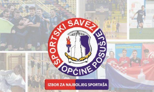 Najava izbora najboljih sportaša Posušja u 2019.
