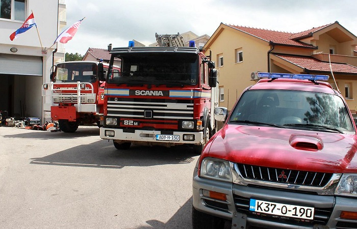 Dva požara na području Posušja